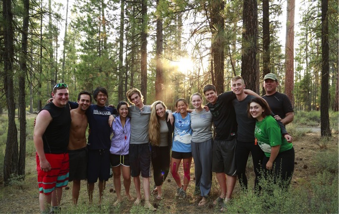 Admitted Students in Forest