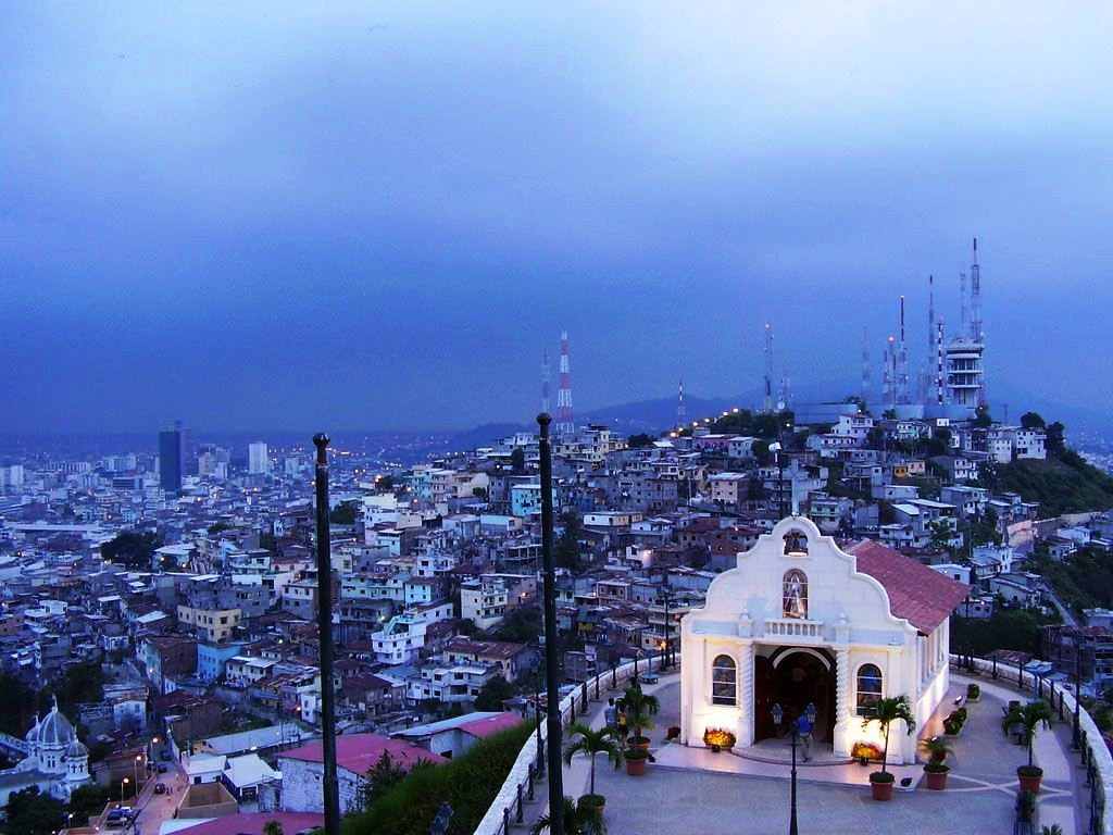 Study Abroad In Guayaquil Ecuador Pacific University