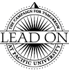 Lead On Campaign Logo in black