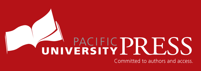 Pacific University Press banner