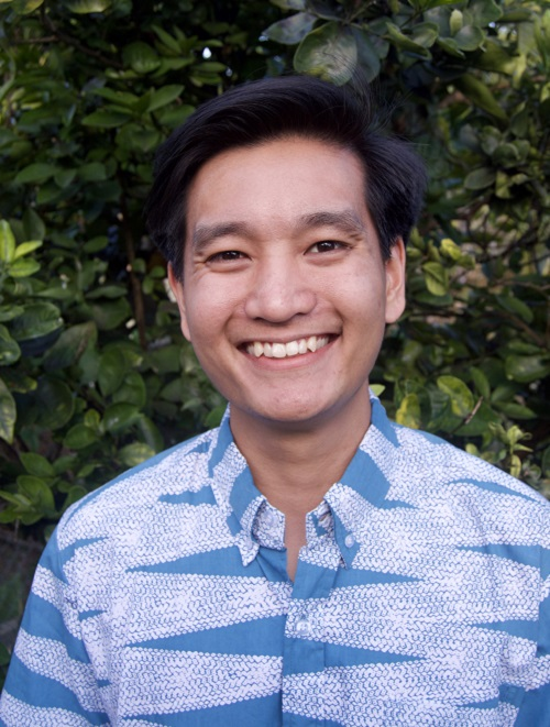 Pacific alumnus Jared Kawatani '17