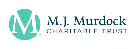 Horizontal Logo for the M.J. Murdock Charitable Trust