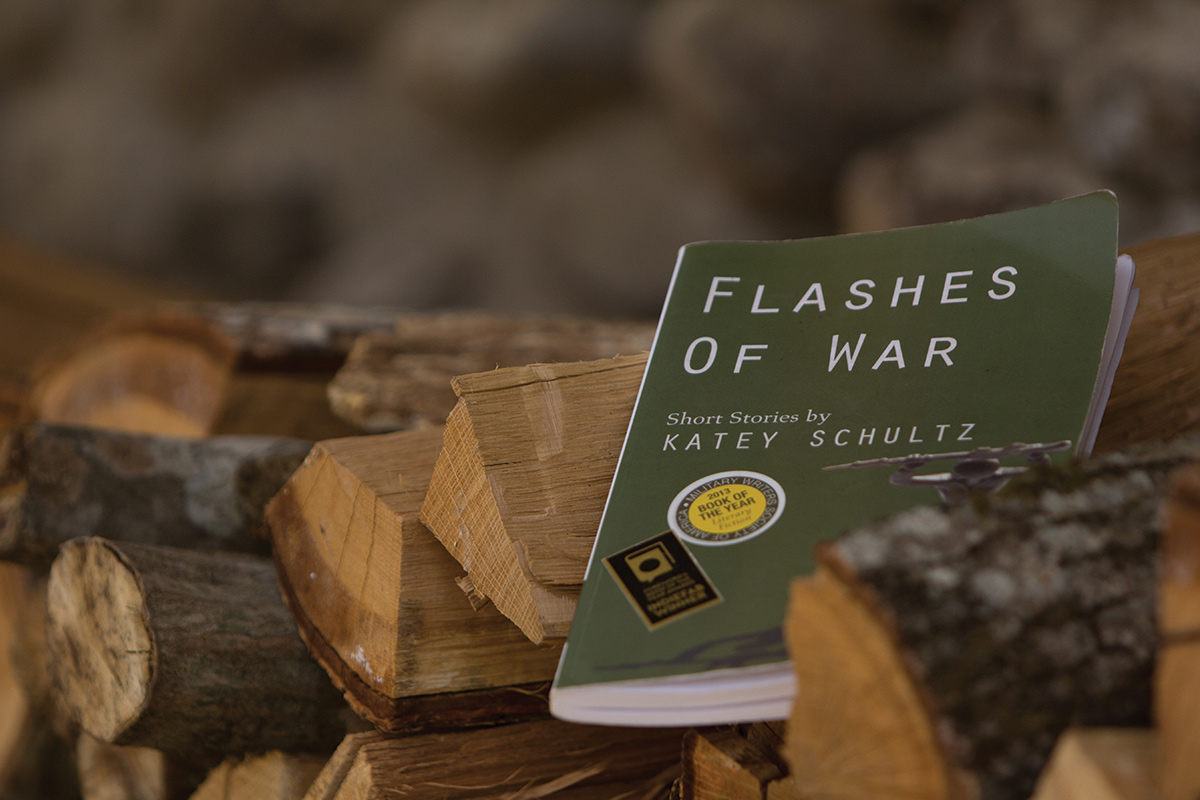 Flashes of War Book Cover