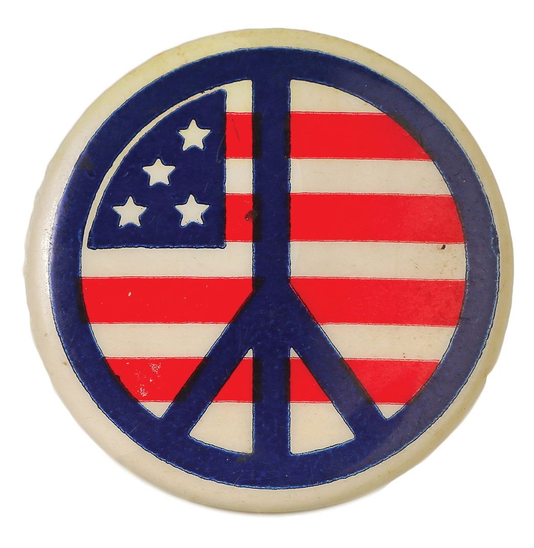 Peace Flag Patch