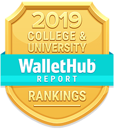 WalletHub Rankings 2019