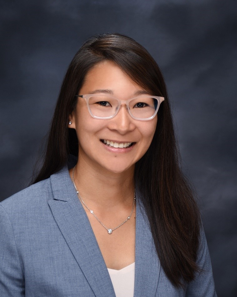 Dr. Stacy Wong, PT, DPT, PCS