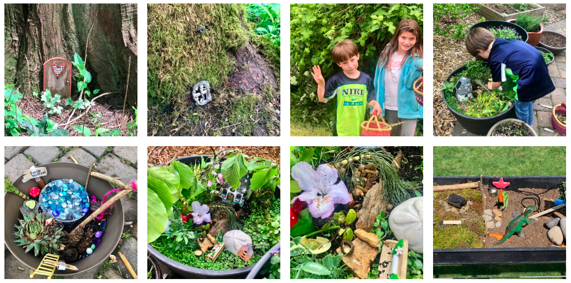 Otters Fairy Garden shots