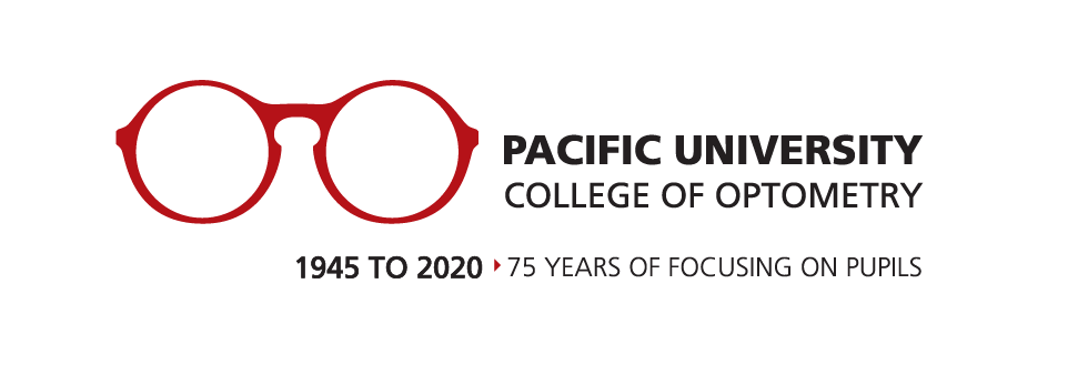 College of Optometry wordmark