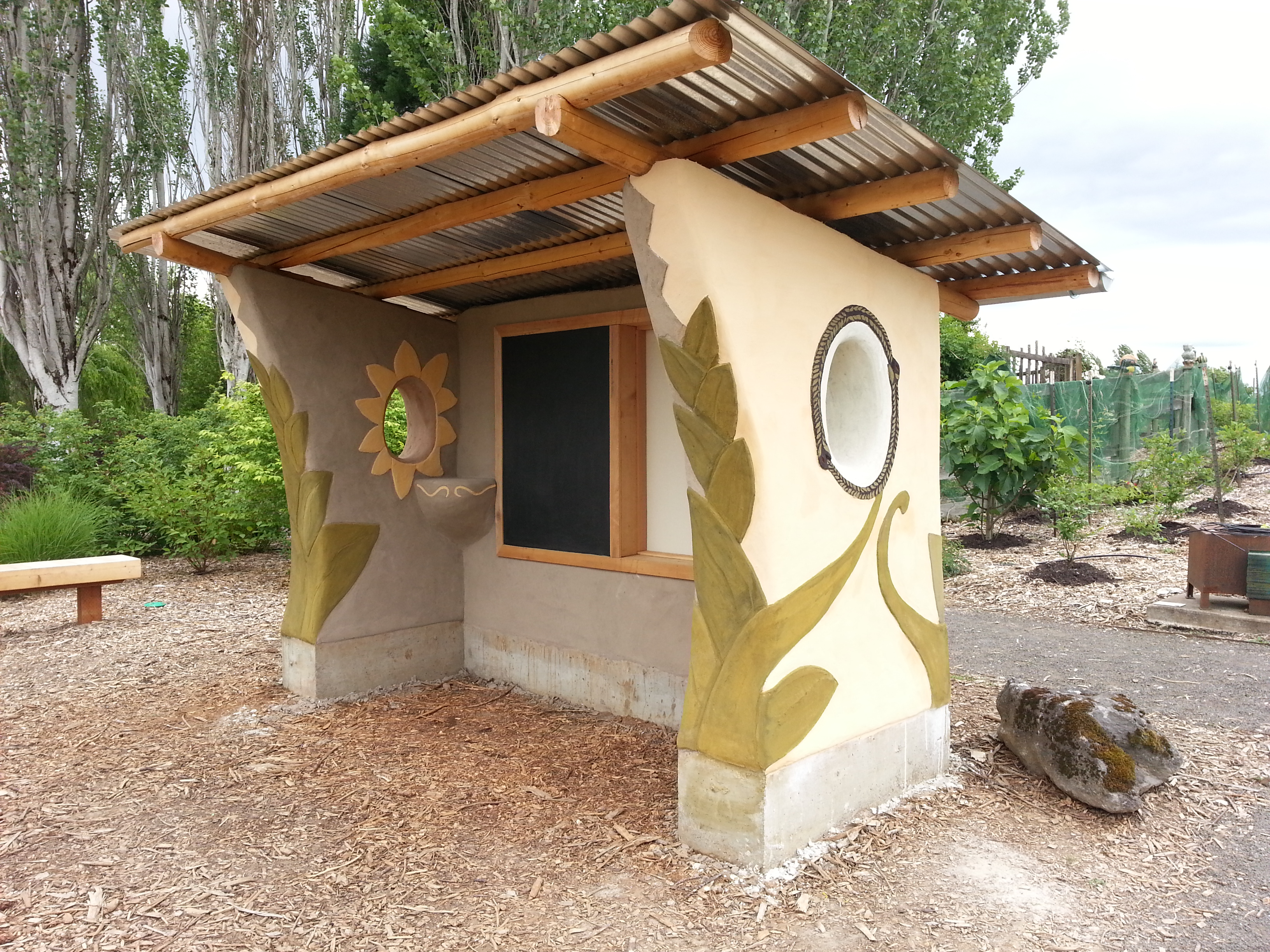 """Kiosk, Portland Community College 