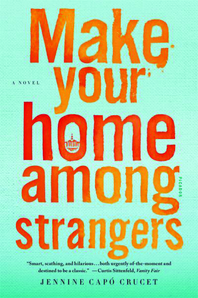 Cover of Make your Home Among Strangers
