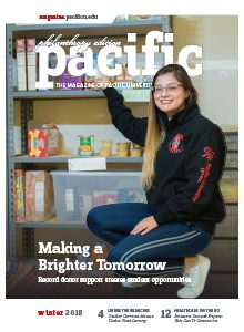 Cover of Winter 2018 Special Pacific magazine