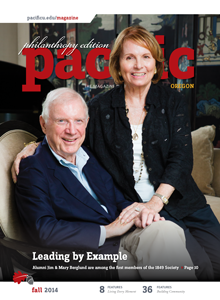 Fall 2014 Pacific Magazine cover