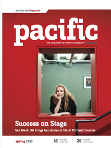 Spring 2013 Pacific Magazine cover