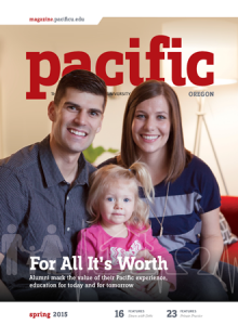 Spring 2015 Pacific Magazine cover
