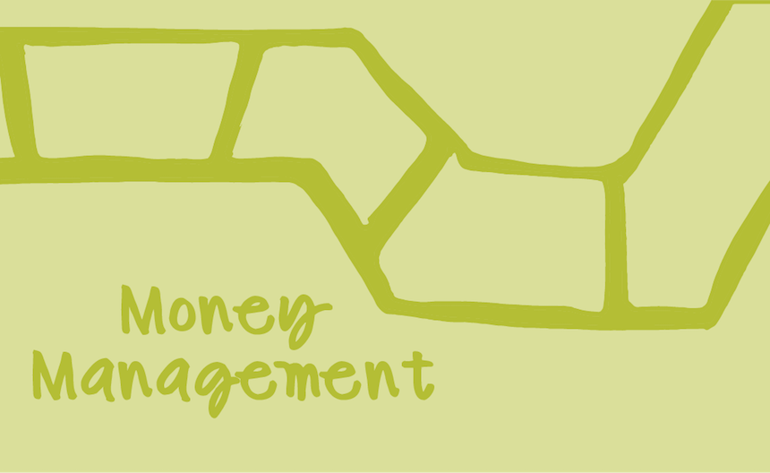 money mangement illustration