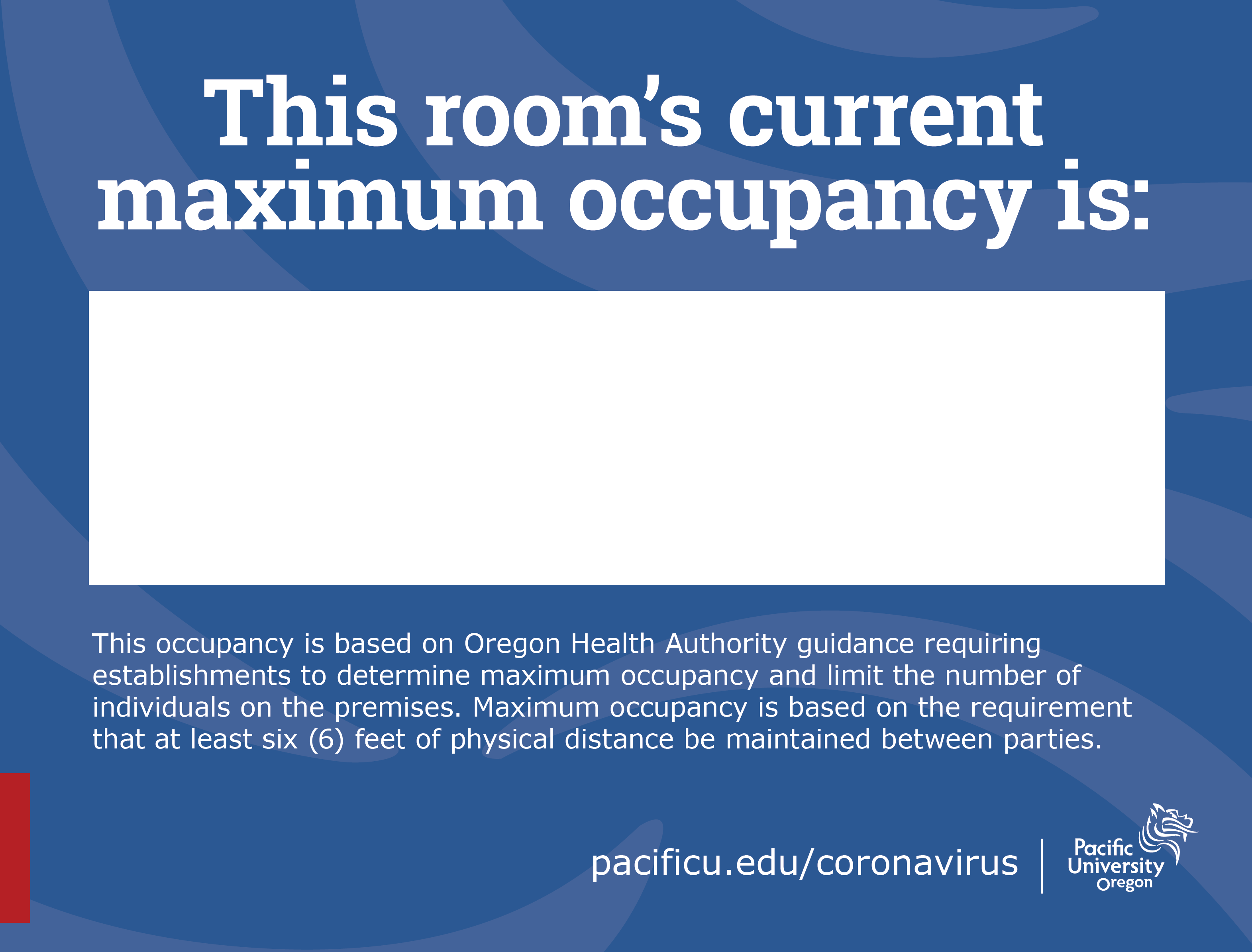 Occupancy Limit in English