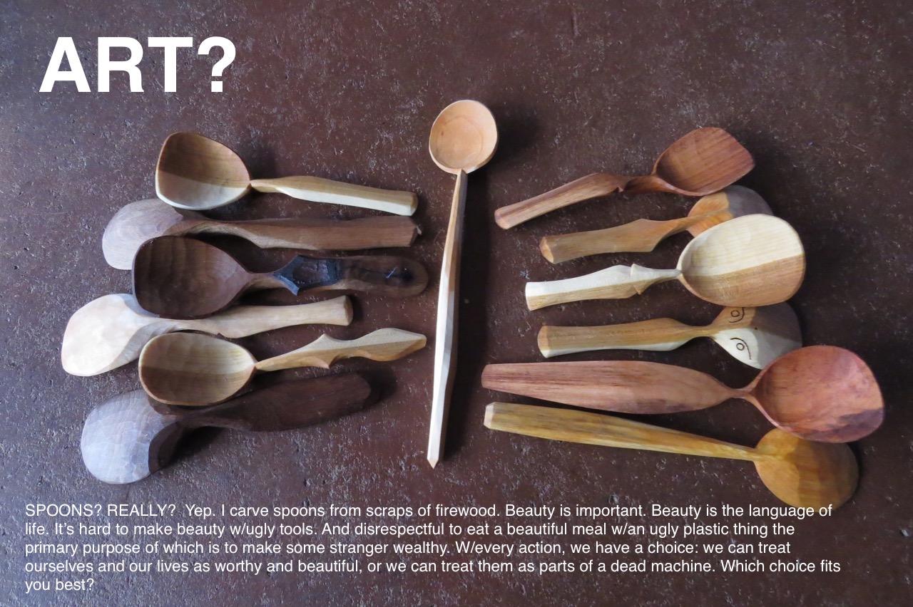 """Spoons"""