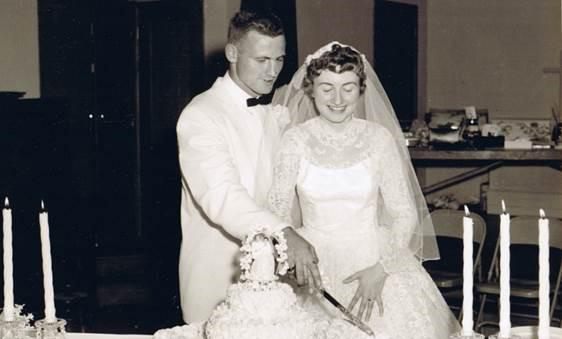 Billeter-Nehring Wedding Photo