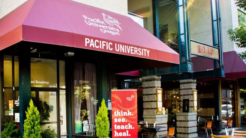 Eugene Campus Master of Social Work campus