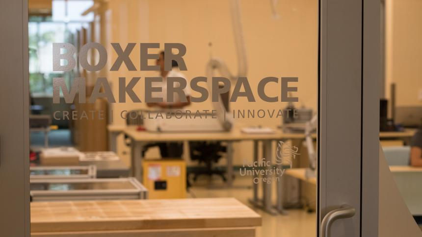 Boxer Makerspace