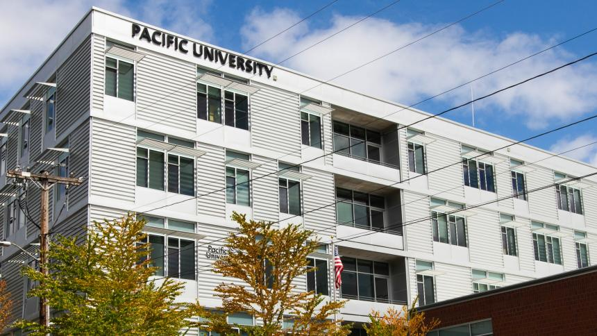 School of Graduate Psychology building in Hillsboro, Or