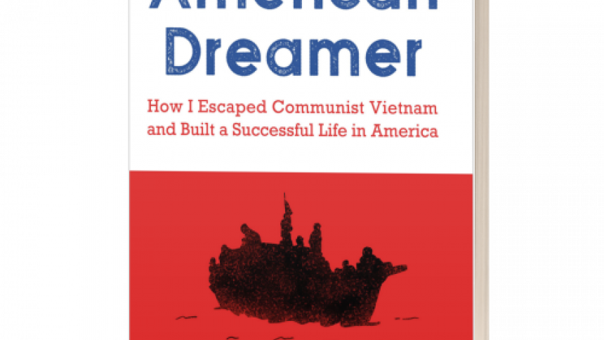 American Dreamer book cover