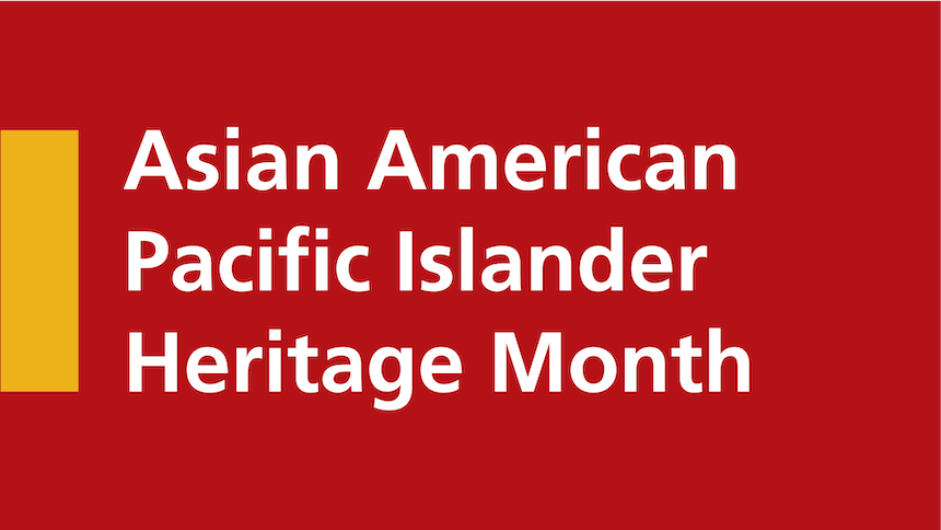 AAPI Month graphic