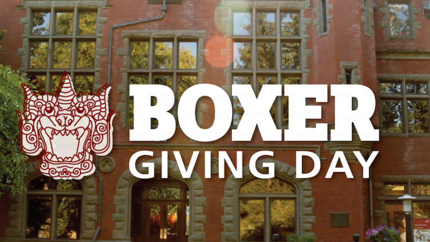 Boxer Giving Day