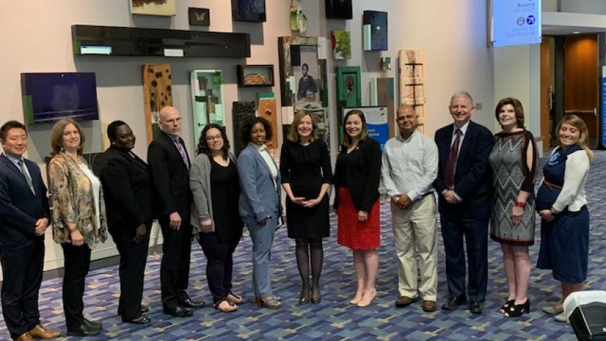 Capacity Building Program for Study Abroad Grantees Gather at ACTFL 2019
