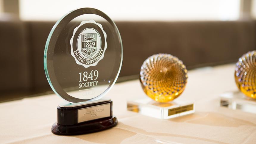 Celebration of Giving inductee awards