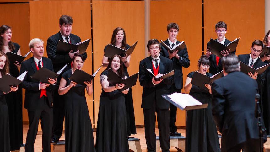 Pacific choir