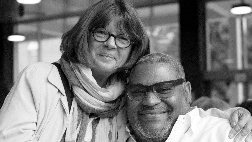Dorianne Laux and Chris Abani