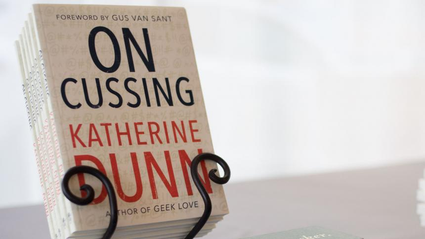 On Cussing by Katherine Dunn