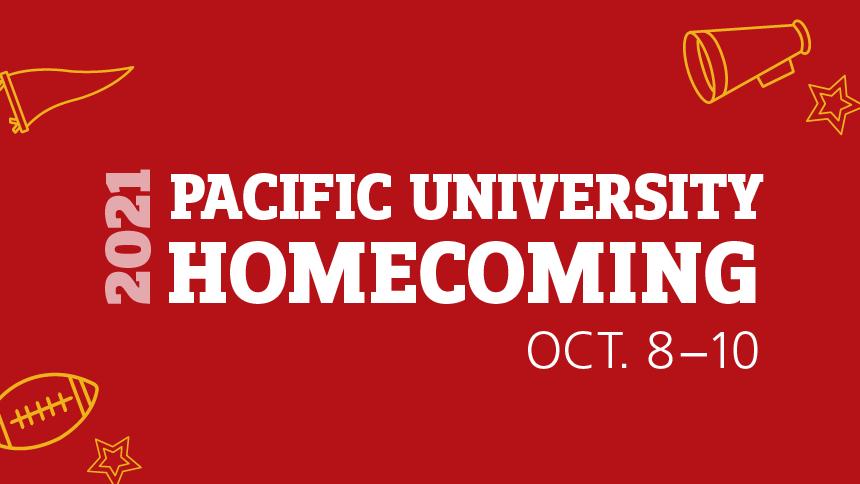 Homecoming | Oct. 8-10, 2021