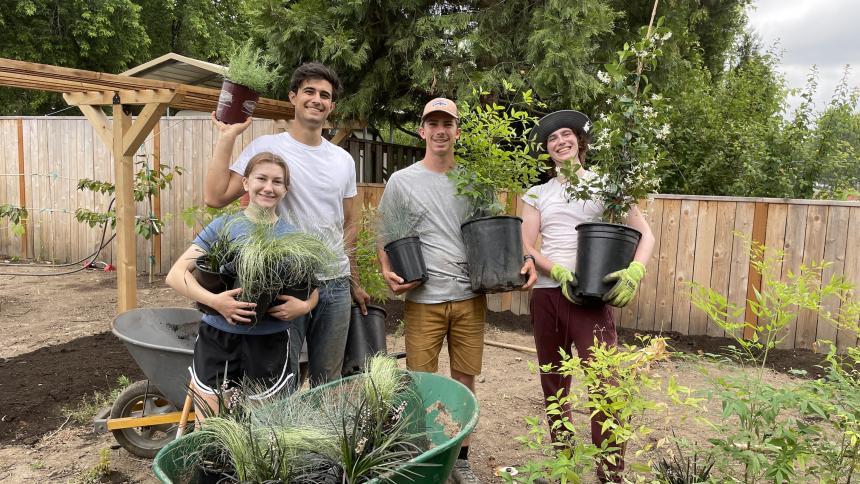 B Street Farms to Become Boxer Gardens