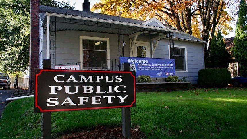Campus Public Safety Building