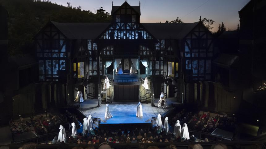 Oregon Shakespeare Festival Theatre