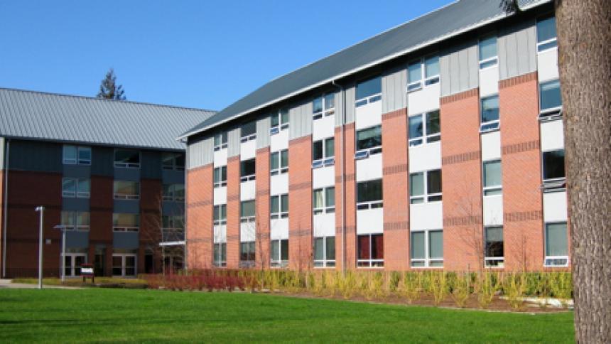Burlingham Hall Exterior