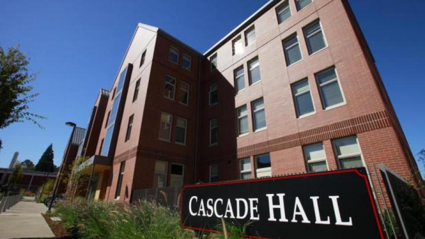 Cascade Hall exterior
