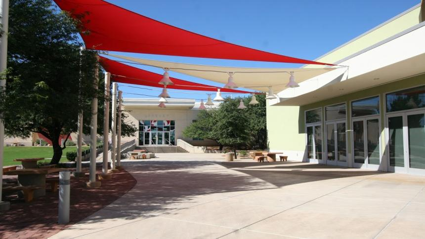 Photo of Cochise College campus