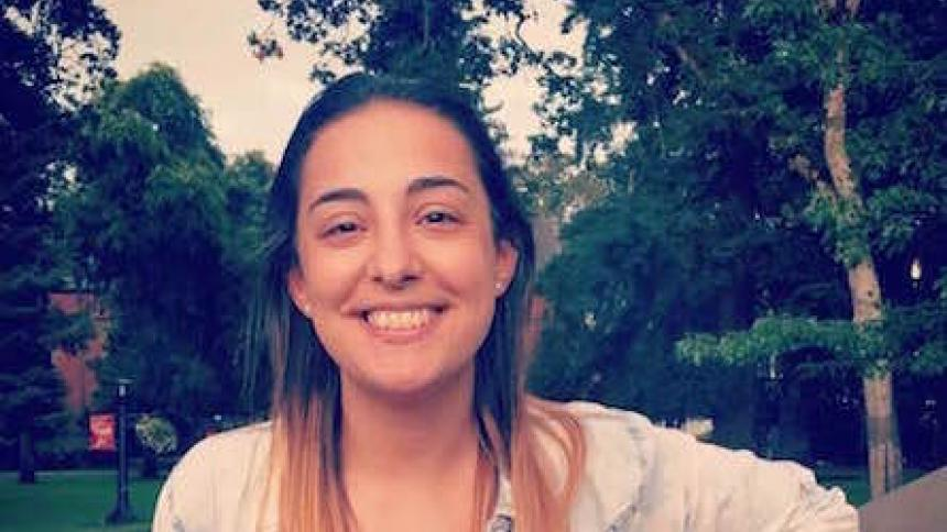 Lucia Fraiese, Foreign Language Teaching Assistant