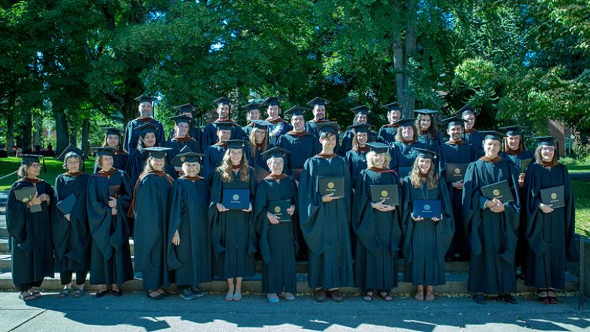 MFA Class of 2018