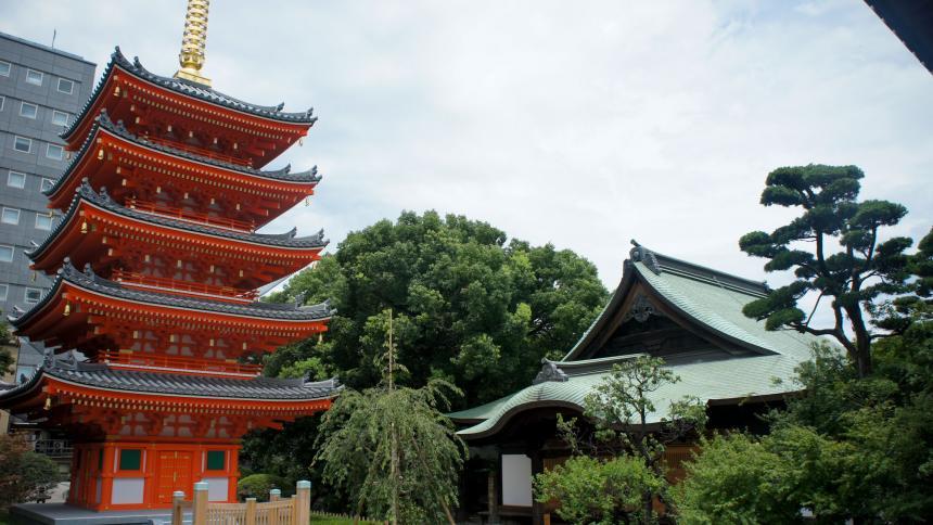 Saga, Japan Study Abroad Location