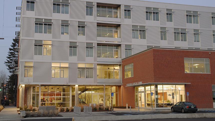 Pacific University Hillsboro Campus & Virginia Garcia Clinic