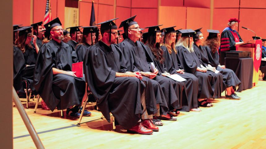 MFA Commencement
