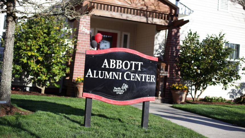 Abbott Alumni Center