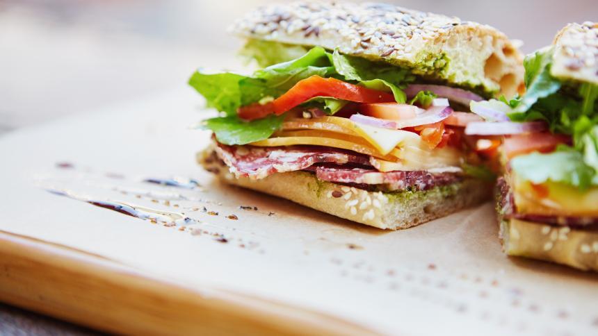 Artisan Sandwiches