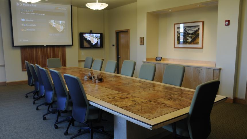Berglund conference room