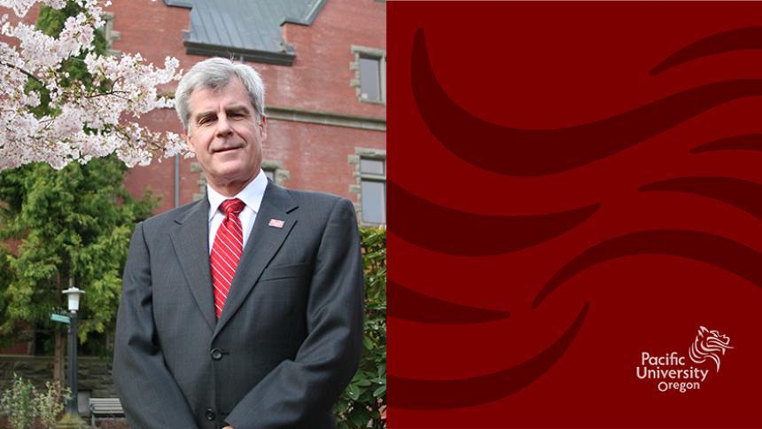 Provost John Miller