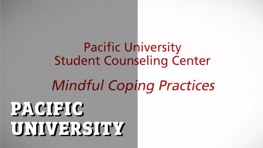 Mindfulness Coping Practice Series
